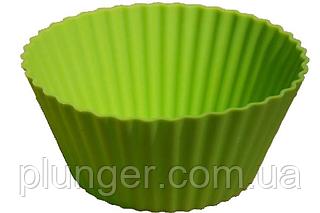 Форма для выпечки силиконовая Кекс классический большой, Ромовая бабка большая