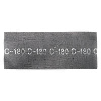 Сетка абразивная 105*280мм, К60, 10ед. Intertool KT-6006