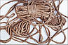 Веревка для шибари, натуральная 6мм/8м, джут, фото 7
