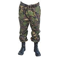 Камуфляжные штаны британка DPM лес, фото 1