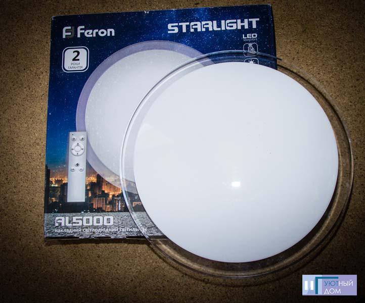 Светильник светодиодный Feron AL5000 Starlight