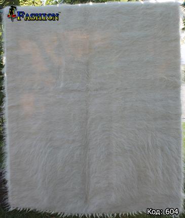 Вовняне покривало (ліжник) Турбота, фото 2