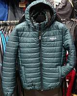 Мужская демисезонная куртка Reebok копия