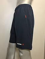 Мужские шорты Reebok полубатал из микрофибры  копия