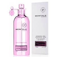 Montale Crystal Flowers EDP 100ml TESTER (парфюмированная вода Монталь Кристал Флауерс тестер )