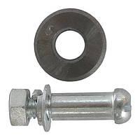 Колесо сменное для плиткореза с осью 16*2*6мм Intertool HT-0348