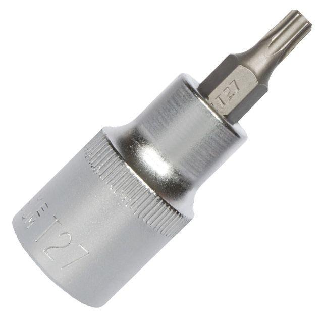 """Бита с торцевой головкой Torx 1/2"""", 62 мм, Т70 INTERTOOL HT-1950"""