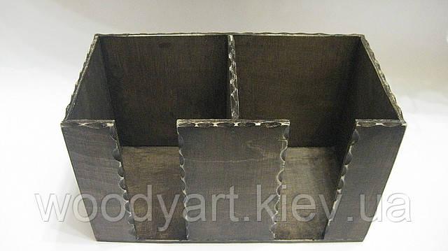 Ящик для салфеток, диспенсер деревянный