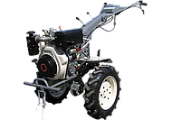 Мотокультиватор Добрыня MТ-135Е  (дизель, электростартер, 9,0 л.с.)