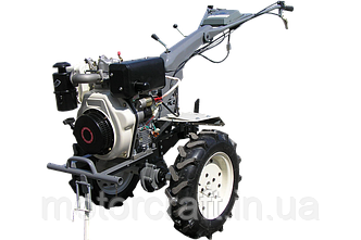 Мотокультиватор Weima WM1100BE (дизель, электростартер, 9,0 л.с.)