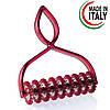 Нож для нарезки теста и лапши Marcato Pastabike Red