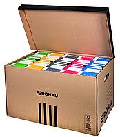 Короб для архивных боксов top, коричневый 7665301pl-02