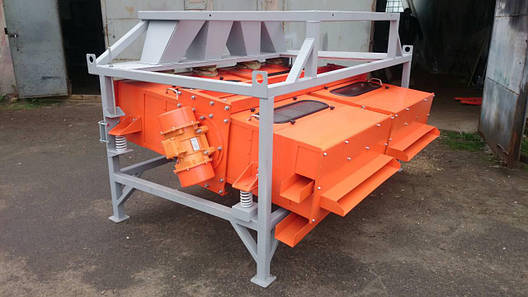 Решетный сепаратор НИВА-100, фото 2