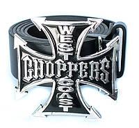 Пряжка Choppers (крест), Комплект поставки товара Пряжка (без ремня)