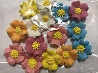 """Сахарное украшение """"Полевые цветы"""""""