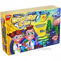 Набор опытов 'CHEMISTRY KIDS' (укр), №4 (CHK-01-04U)