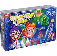 Набор опытов 'CHEMISTRY KIDS' (укр), №1 (CHK-01-01U)