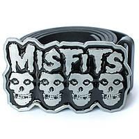 Пряжка Misfits, Комплект поставки товара Пряжка (без ремня)