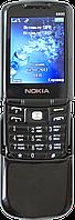 Китайский телефон Nokia 8800 Black, 2 SIM, MP3/MP4, FM. Металлический корпус!