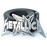 Пряжка Metallica (Star logo), Комплект поставки товара Пряжка (без ремня)