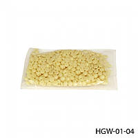 Горячий воск для депиляции в гранулах Lady Victory HGW-01-04 (Ромашка), 100 гр