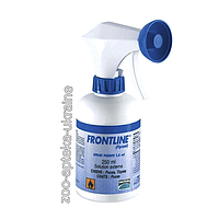 Спрей FrontLine (Фронтлайн) 250мл для Собак и Кошек от блох, клещей и паразитов