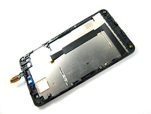 Nokia Lumia 625 дисплей в зборі з тачскріном модуль з рамкою чорний