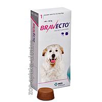 Таблетки Bravecto (Бравекто) от блох и клещей для собак 40-56 кг (1400 мг)