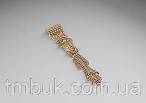 Кронштейн деревянный 21 - 60х270 мм, фото 2