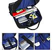 Рюкзак городской HF для ноутбука черный, фото 5