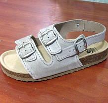 Ортопедичне взуття Сандалі чоловічі Ortex Т-15