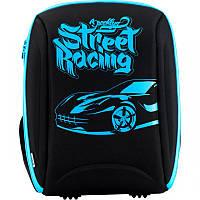Рюкзак шкільний каркасний 732 Brooklyn racer