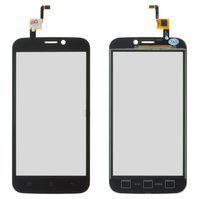 Сенсорный экран для мобильного телефона Blackview A5, черный