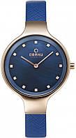 Жіночий класичний годинник Obaku V173LXVLRA