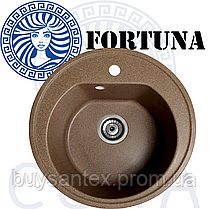 Кухонная мойка Cora - Fortuna Ivory, фото 3