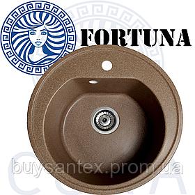 Кухонная мойка Cora - Fortuna Brown