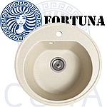 Кухонная мойка Cora - Fortuna Pale Yellow
