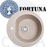 Кухонная мойка Cora - Fortuna Pink