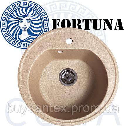 Кухонная мойка Cora - Fortuna Sand, фото 2