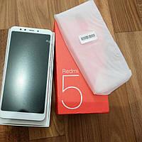 Новый оригинальный смартфон Xiaomi Redmi 5 gold 3/32