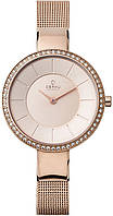 Жіночий класичний годинник Obaku V179LEVVMV