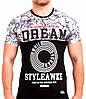 Мужская футболка с принтом Валимарк,модная,M,L,XL, XXL