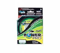 Шнур Power Pro 1000 м 0.18 мм 13.6 кг Зелёный