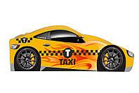 Такси желтая