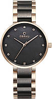Жіночий класичний годинник Obaku V189LXVJSJ