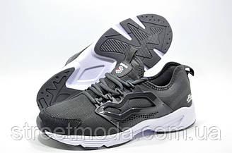 Мужские кроссовки в стиле Reebok Insta Fury, Серые
