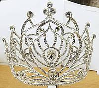 239. Высокие короны 2018 для королев. Высота 11 см