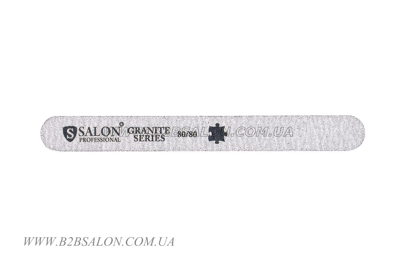 Пилка 80/80 Salon Professional прямая