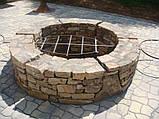 Садовые Дорожки из плитки и камня ( Подготовка+Укладка ), фото 4
