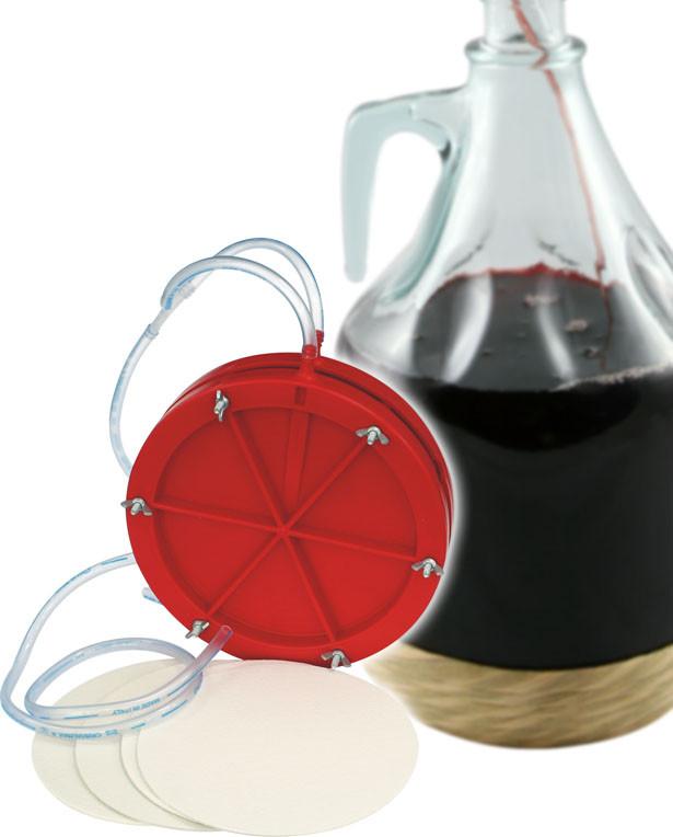 Фильтр для вина гравитационный FERRARI (Италия)